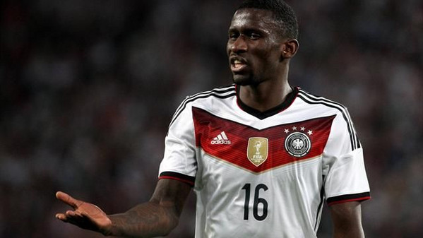 rudiger-germania