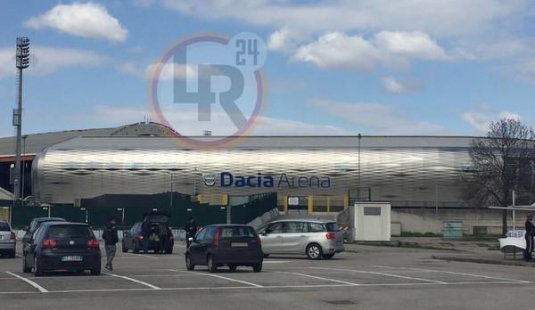 Thereau Far Il Barista E Zapata Il Pasticcere L Udinese