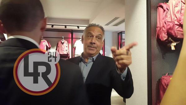 Cessione Roma, smentita ufficiale di Pallotta: