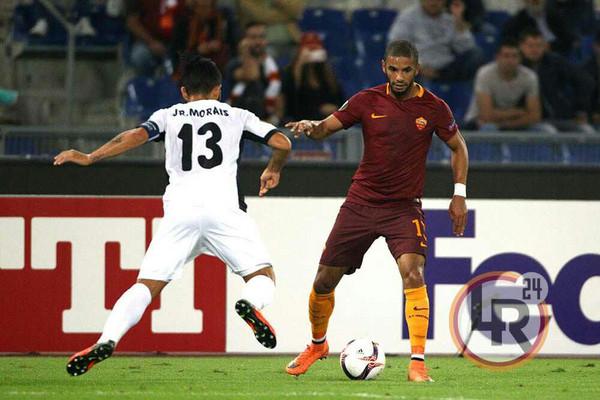 Roma-Inter, de Boer: