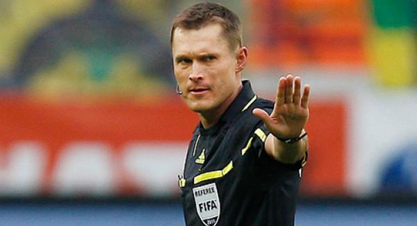 Europa League, Roma-Austria Vienna arbitra Vladislav Bezborodov
