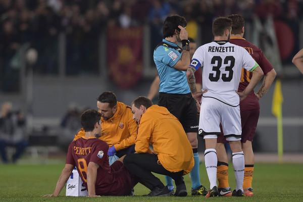 Roma, comunicato sulle condizioni di Diego Perotti