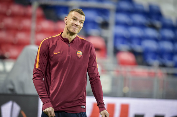 as-roma-training-session-258
