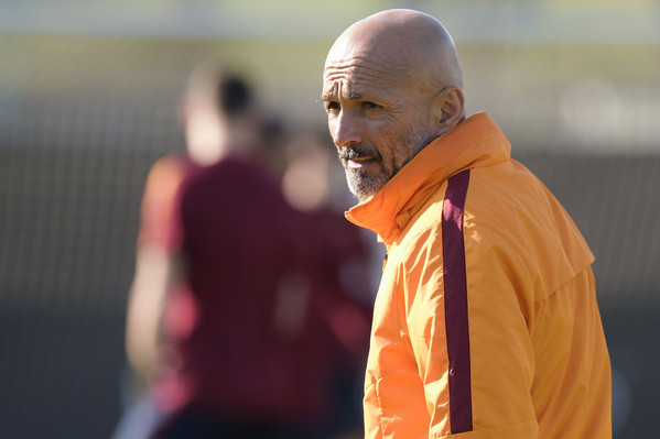 as-roma-training-session-282