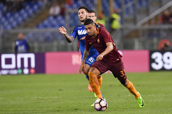 as-roma-v-us-sassuolo-serie-a-23