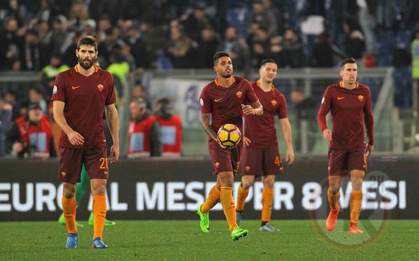 Lazio-Roma, Strootman: