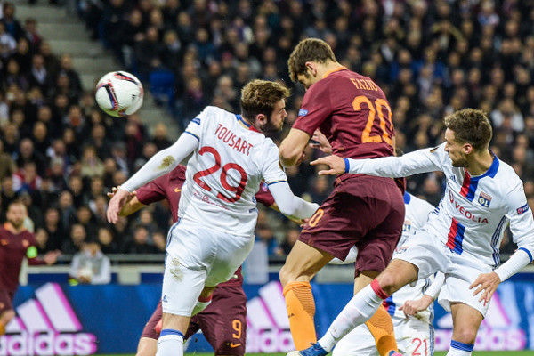 olympique-lyon-v-as-roma-uefa-europa-league-round-of-16-first-leg-10