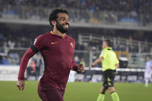 Roma, Salah paga il conto