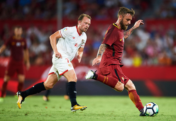 sevilla-fc-v-as-roma-pre-season-friendly-2