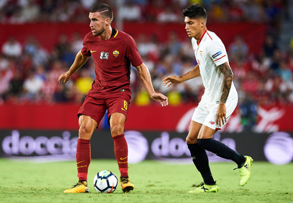 sevilla-fc-v-as-roma-pre-season-friendly-5