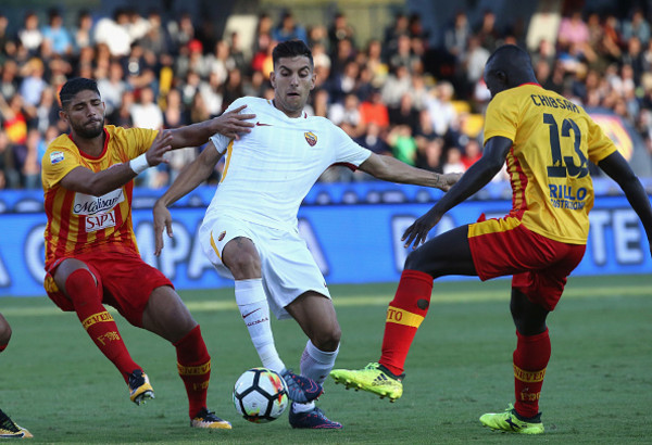 benevento-calcio-v-as-roma-serie-a
