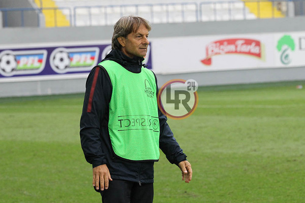 alberto-de-rossi-qarabag-roma-youth-league-primavera