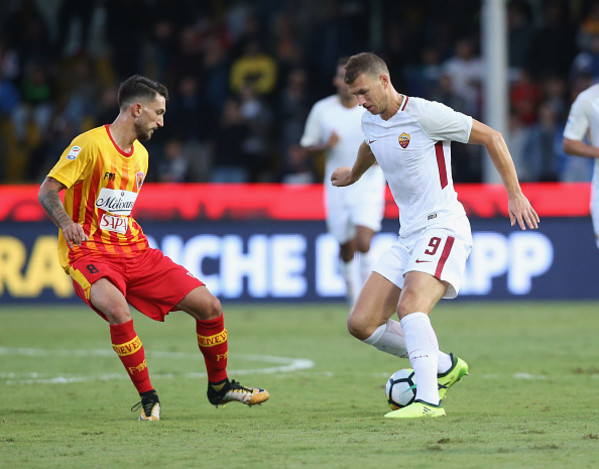 benevento-calcio-v-as-roma-serie-a-7