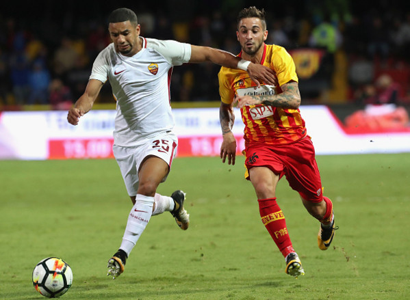 benevento-calcio-v-as-roma-serie-a-12
