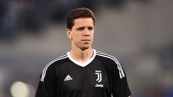 Juventus, Szcesny scherza con Pinsoglio: