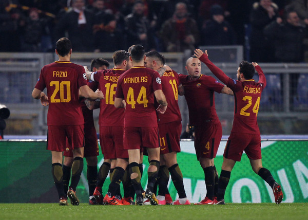 as-roma-v-qarabag-fk-uefa-champions-league-16