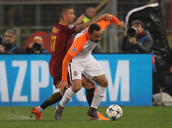 as-roma-v-shakhtar-donetsk-uefa-champions-league-round-of-16-second-leg
