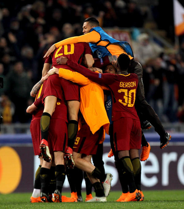 as-roma-v-shakhtar-donetsk-uefa-champions-league-round-of-16-second-leg-12