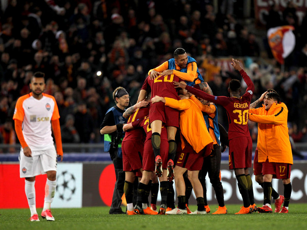 as-roma-v-shakhtar-donetsk-uefa-champions-league-round-of-16-second-leg-13
