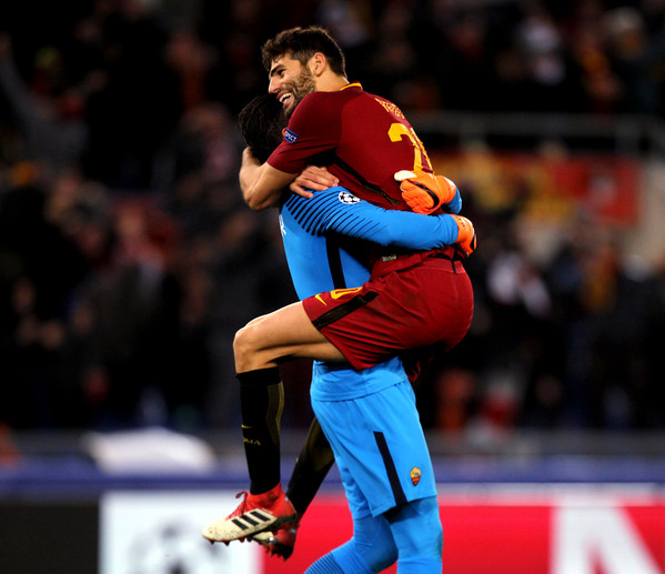 as-roma-v-shakhtar-donetsk-uefa-champions-league-round-of-16-second-leg-14