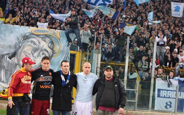 19 MARZO 2008 - 10 anni fa Totti e Rocchi sotto la Nord in ricordo di  Gabriele Sandri » LaRoma24.it – Tutte le News, Notizie, Approfondimenti  Live sulla As Roma
