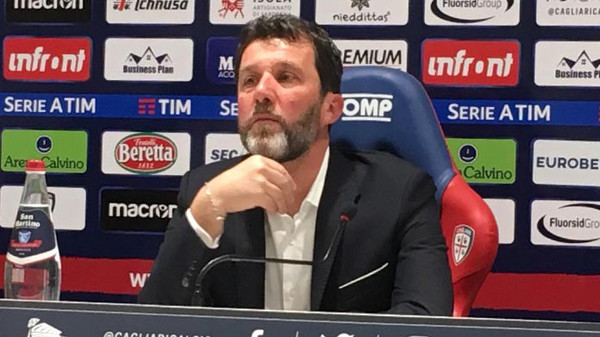 Panchina Cagliari, confermata fiducia a Diego Lopez