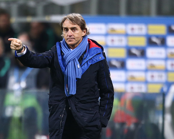 Mancini ha deciso, Sirigu in porta per il match contro gli Usa