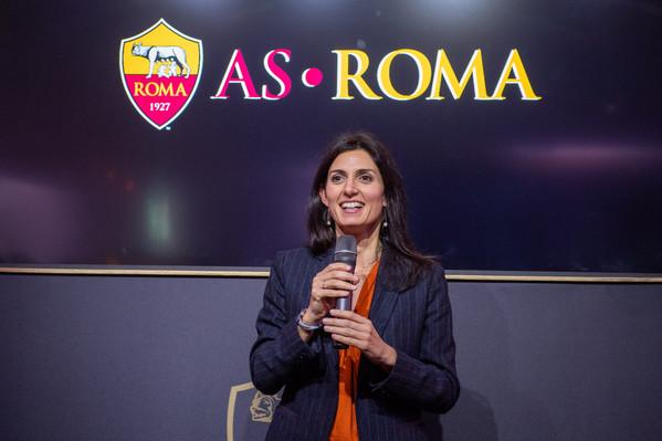 Twitter raggi dopo l 39 inaugurazione dei nuovi uffici della for Uffici eur roma