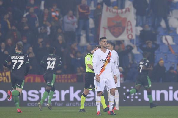 Sassuolo Roma 4 2 Tracollo Al Mapei Stadium Zona Champions A